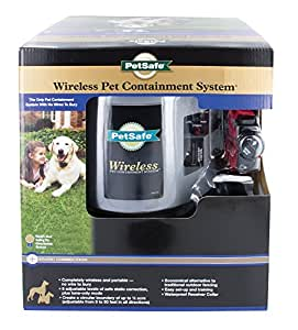 wireless dog fence petsafe pif 300 wireless 2 fence 29113