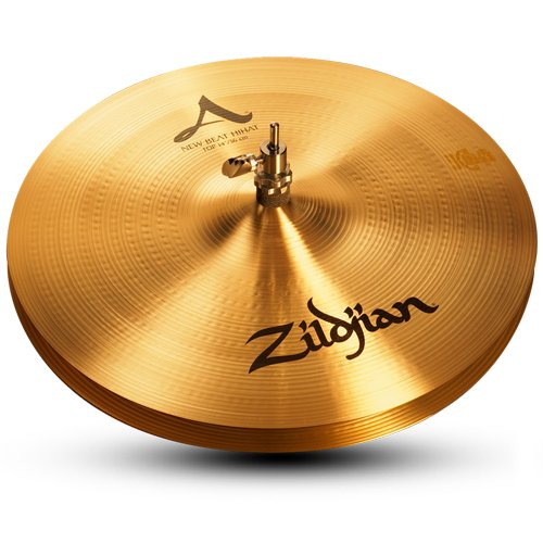 Zildjian A Series 14'' New Beat Hi Hat Cymbals Pair