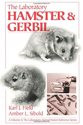 The Laboratory  Hamster and Gerbil by Brand: CRC PRESS