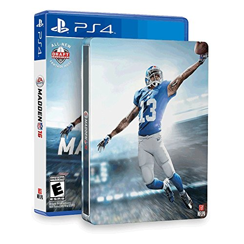Video Games: Madden NFL 16 for PS4 - 3
