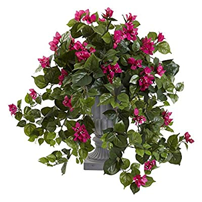 Nearly Natural Bougainvillea Silk Plant