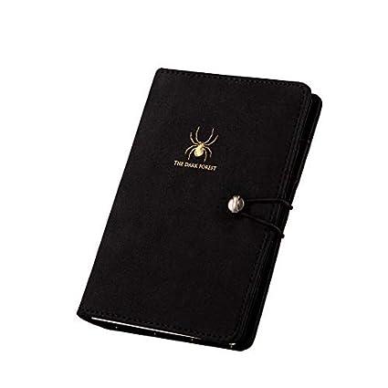 YWHY Cuaderno A5 Calendario Del Planificador Diario ...