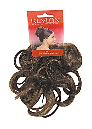 Spare Twist Hairpiece Medium Brown