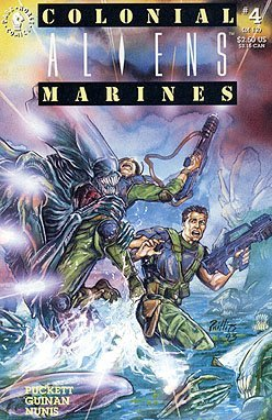 Colonial marines comics buyer's guide for 2020