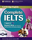 Complete IELTS Bands 4-5 Student's Book with Answers with CD-ROM, Guy Brook-Hart and Vanessa Jakeman, 0521179564