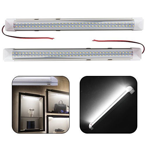 LinkStyle-12v-Led-Light-Bar-with-OnOff-Switch-LED-Interior-Light-Strip-for-Car-Bus-Van-Caravan-2Pack