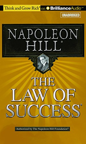 Law of Success, The (Think and Grow Rich (Audio))