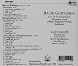 Ralph Gustafsson plays on the French classic Magnusson organ in Maria Magdalena Church, Stockholm - Clerambault, Grigny and Du Mage