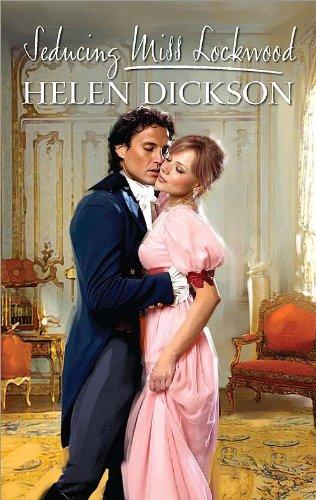 book cover of Seducing Miss Lockwood