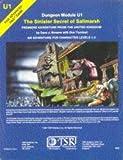 The Sinister Secret Of Saltmarsh (AD&D Roleplaying, Module U1)