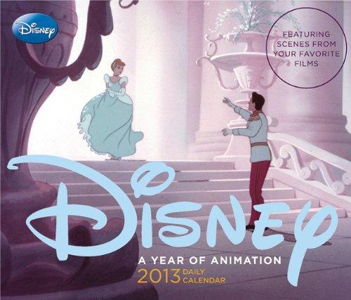 2013 Daily Calendar: Disney