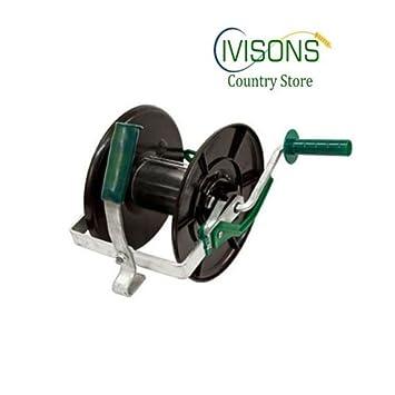 Heavy Duty ivisons Spule für Elektrozaun Draht, Seil und Klebeband ...