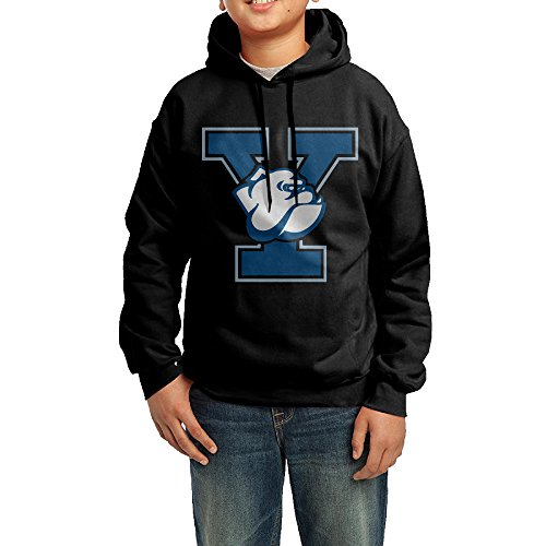 GGDD Youth Yale University Bulldogs Hip Hop Funny Hoodie Hoodies Leisure Style XL (Dog Marilyn Monroe Costumes)
