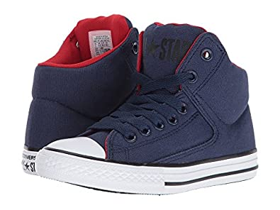 81ef2922ac52 Image Unavailable. Image not available for. Color  Converse Kids Chuck  Taylor All Star High Street Hi ...