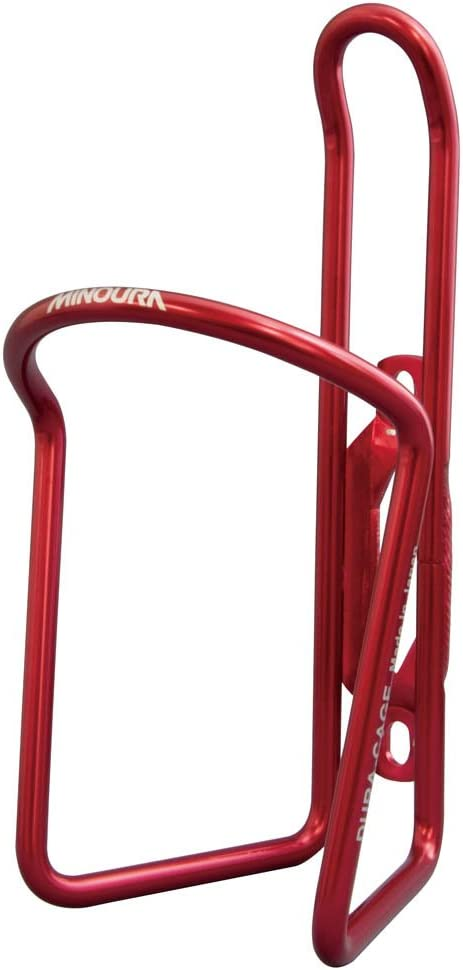 5.5mm From Japan Red Minoura AB-100-5.5 Anodized Water Bottle Cage