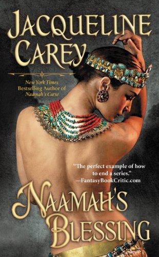 Naamah's Blessing (Moirin's Trilogy Book 3)