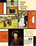 Child-Size Masterpieces for Step Four for Mommy, It's a Renoir: Names of Artists by Aline D. Wolf (1-Sep-1989) Paperback