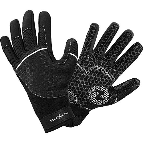 Velocity Gloves - AquaLung Velocity Gloves (X-Large, Black)