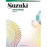 Suzuki Cello School: Cello and Piano Accompaniment, Volume Nine