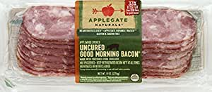 Applegate, Natural Good Morning Bacon, 8 oz