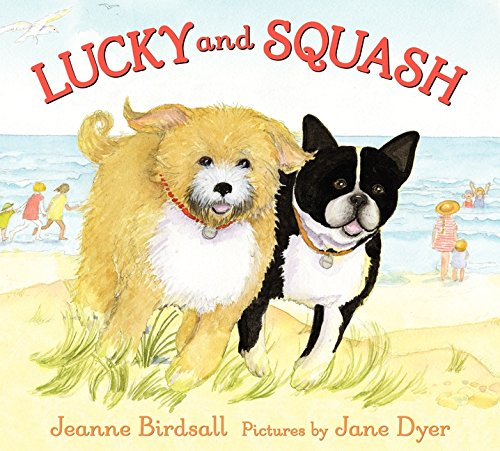 Lucky And Squash Jeanne Birdsall Jane Dyer 9780060831509 Amazon
