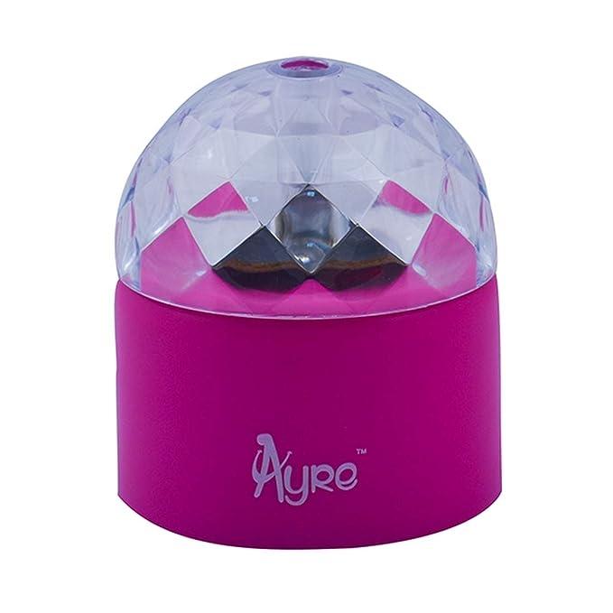 AYRE Incandescent Plastic Mini Plasma Light (Pink) Decoration Lights at amazon