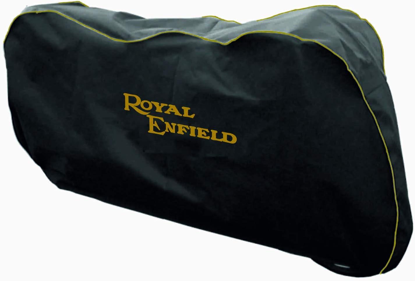 DustOff Covers Classique Moto Int/érieur Respirant Poussi/ère Housse pour Royal Enfield