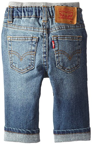 b44ad9fe Levi's Baby Boys' Murphy Pull-On Jeans,Vintage Sky, 6-9 Months ...