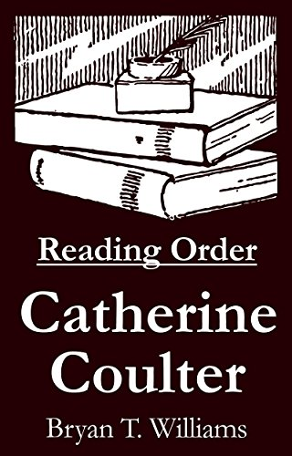 Catherine Coulter - Reading Order Book - Complete Series Companion Checklist