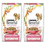 Cheap Purina Beneful Originals with Real Salmon Adult Dry Dog Food – 31.1 lb. – 2 Bag