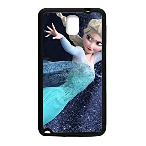Frozen Princess Elsa Cell Phone Case for Samsung Galaxy Note3 by icecream design