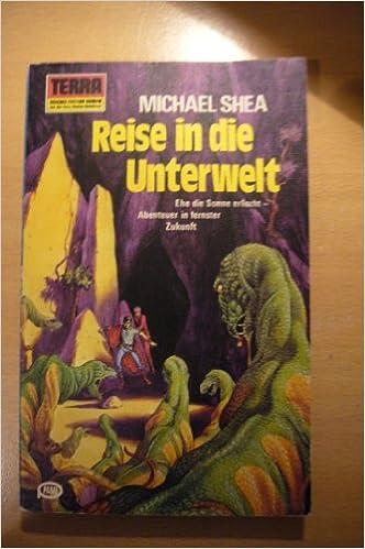 Michael Shea - Reise in die Unterwelt (Cugel 2)