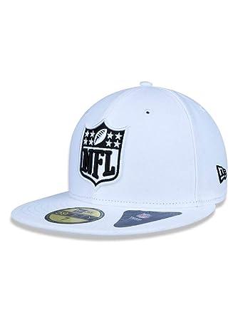 1a14e646af059 BONE 5950 NFL ABA RETA BRANCO NEW ERA  Amazon.com.br  Amazon Moda