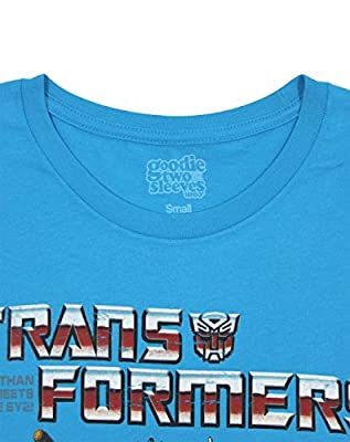 Goodie Two Sleeves Transformers Crew Women's T-Shirt