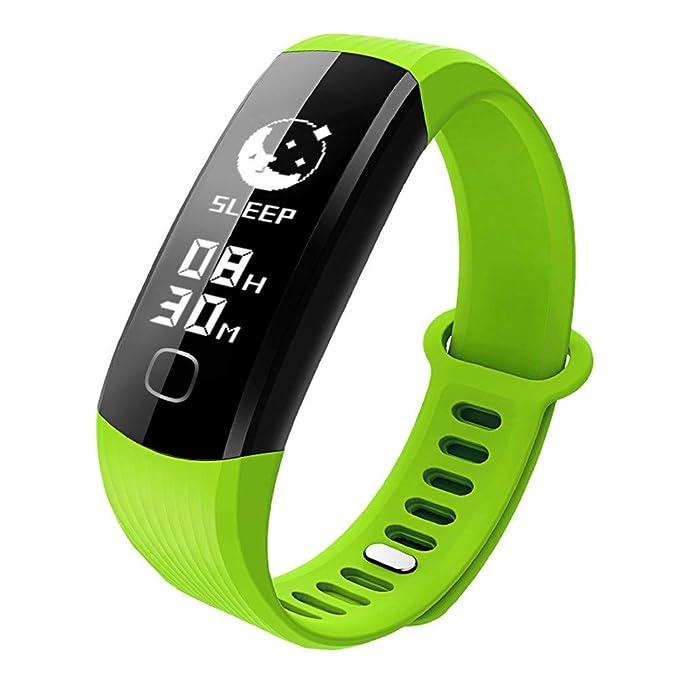 Amazon.com: Bluetooth Smart Watch Bracelet - Star_wuvi Smart ...