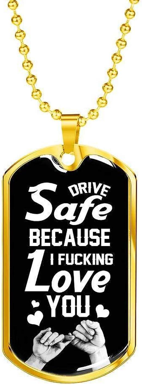 Amazon.com: To Trucker Husband Drive Safe Because I