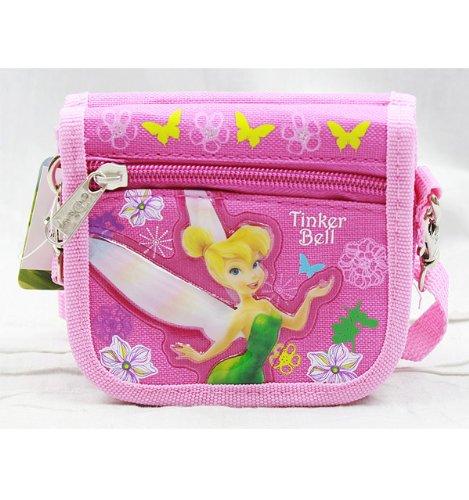 (String Wallet - Disney - Tinker Bell - Pink)
