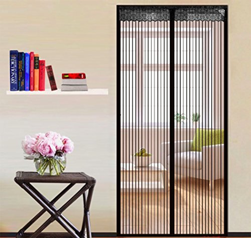 72 w x 80 h magnetic screen door for french doors for French door magnetic screen