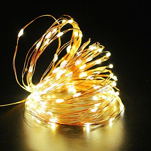50 Foot Solar Rope Light