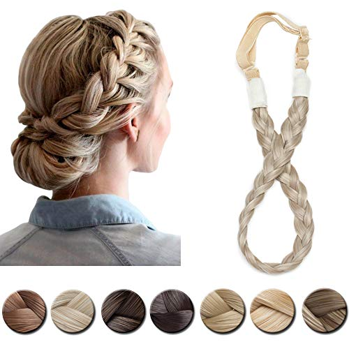 Braided Headband Plaited Hair