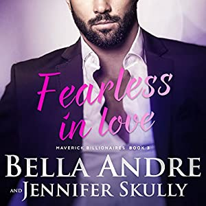 Fearless in Love Audiobook