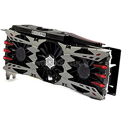Inno3D C98X-1SDN-M5DNX NVIDIA GeForce GTX 980 4GB - Tarjeta ...