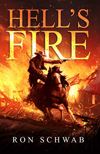 Hell's Fire (The Lockes) by [Schwab, Ron]
