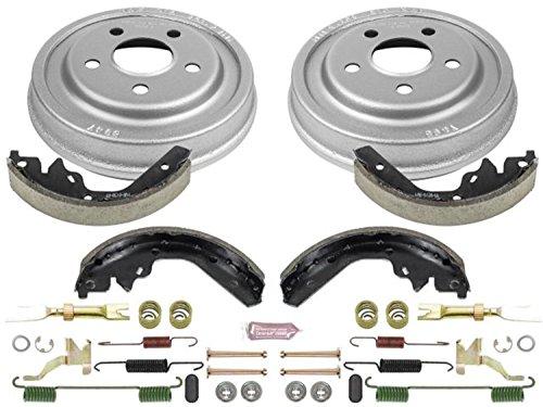 Dodge Neon Brake - Power Stop Rear KOE15294DK Daily Driver Drum and Shoe Kits