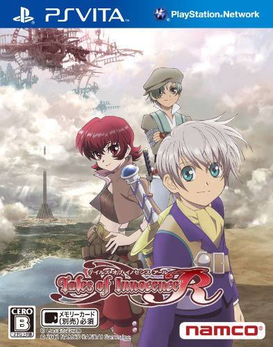 Tales of Innocence R [Japan Import] by Namco Bandai Games