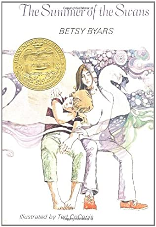 book cover of The Summer of the Swans