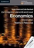Cambridge International AS and A Level Economics, Colin Bamford and Susan Grant, 0521126649
