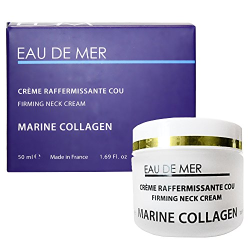 Marine Collagen Firming Neck Cream, Anti-aging, Tightening, Lifting Cream, Age-Defying Miracle Excellent for Sensitive - Skin Firming Cream
