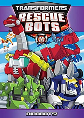 Transformers Rescue Bots: Dinobots!
