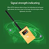 Hypersensitive Wireless Signal Broad Band Full Functional GPSTracker Bug Detector